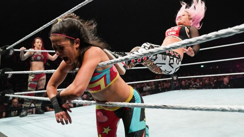 Bayley could renew her career with a MITB win