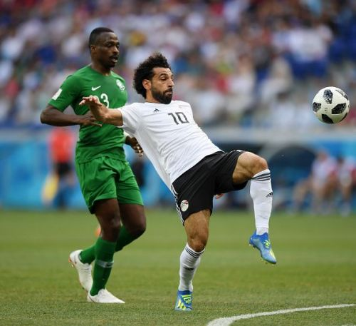 Saudi Arabia v Egypt: Group A - 2018 FIFA World Cup Russia