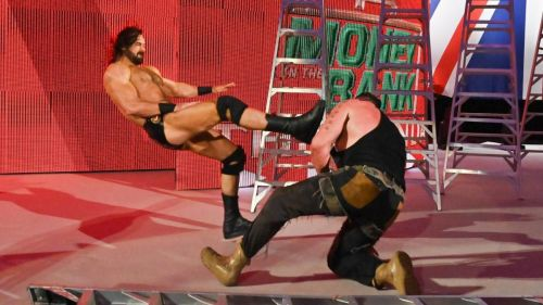 It was a great episode of RAW