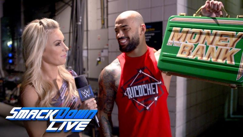 Ricochet can possibly be a future star in WWE