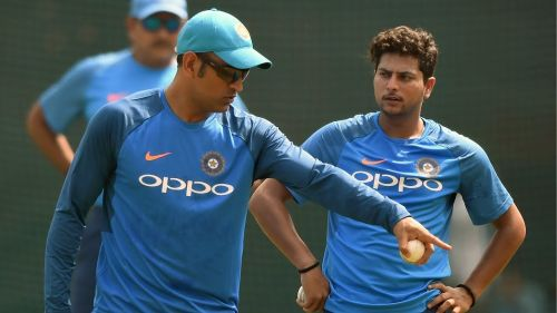 Kuldeep Yadav has often credited MS Dhoni for his success in ODIs.