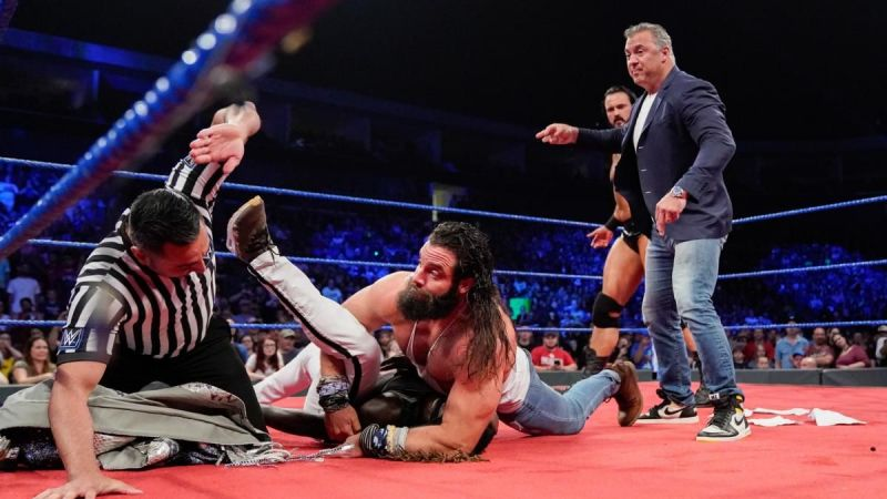 Elias has lost even more credibility after this drama