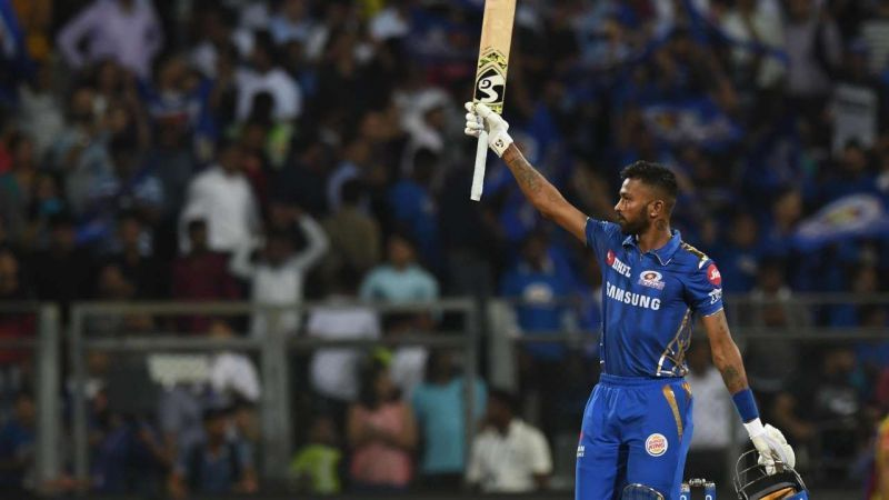 Hardik Pandya produced one of the most scintillating knocks in IPL history this season