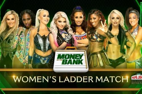 MITB 2019: Women's Ladder Match