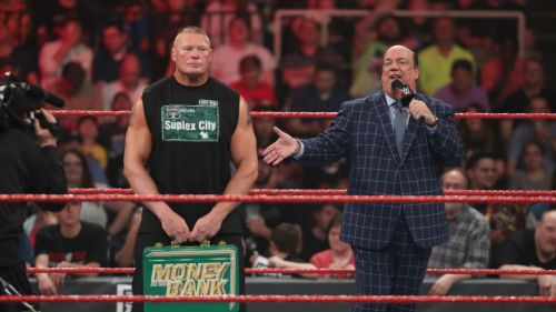 While it seems like Lesnar is going to wait a year to cash in his contract, that might be far from the truth