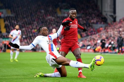 Aaron Wan-Bissaka has been a revelation in the Crystal Palace defense