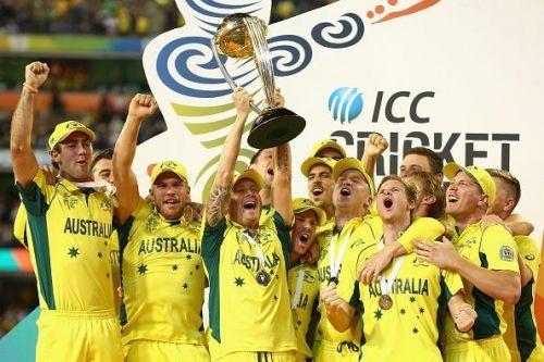 ऑस्ट्रेलिया अपना 2015 का खिताब बचाने उतरेगी