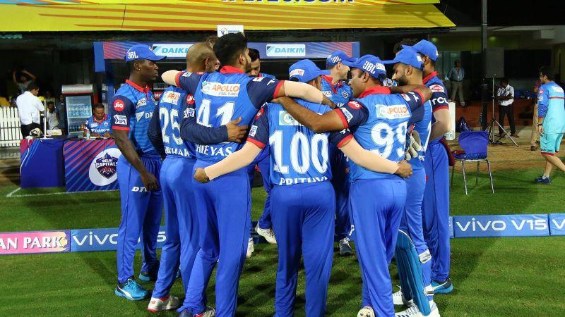Delhi Capitals (Image courtesy: BCCI/iplt20.com)