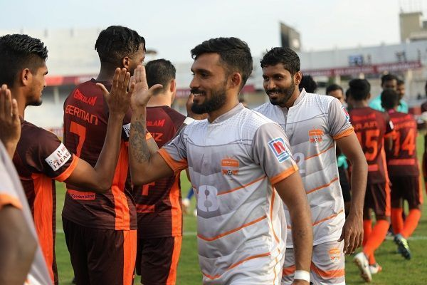 Edwin Vanspaul led Chennai City FC with aplomb in their I-League title-winning campaign