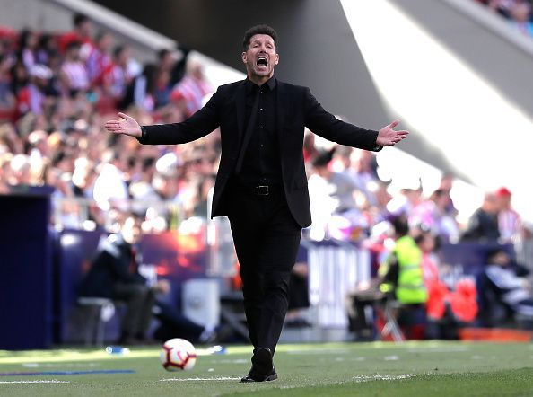 Another tough season for the Atletico boss