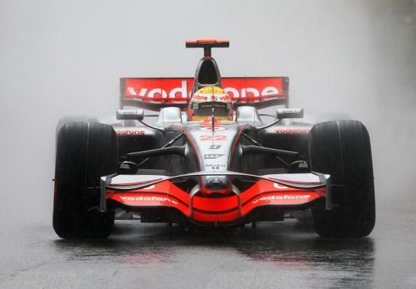 Lewis Hamilton got the first of his two - to date - Monaco wins in 2008.