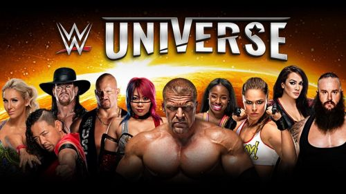 WWE Universe releases on 28th May
