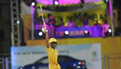 SoBo SuperSonics skipper Jay Bista scored the first century of this year's T20 Mumbai