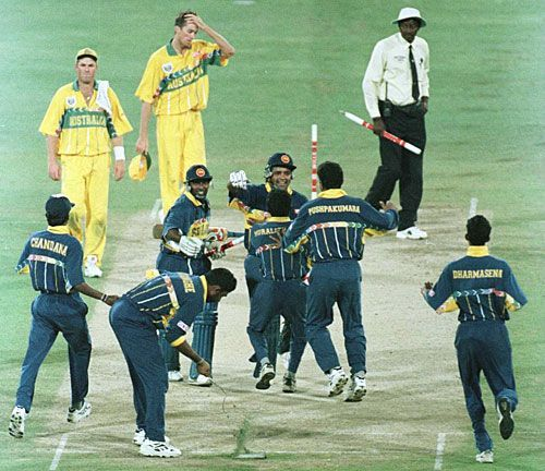1996 Sri Lanka vs Australia