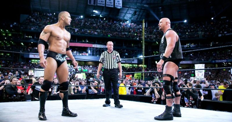 The Rock and Steve Austin had several legendary feuds during their time in WWE