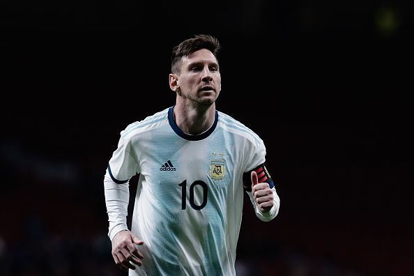 Messi will be La Albiceleste's biggest hope to win the trophy