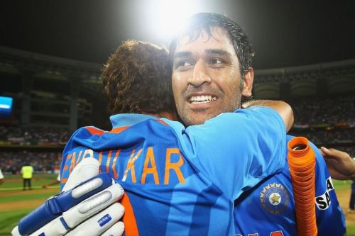 MSD's unbeaten 91-run knock brought the World Cup back to India after 28 years