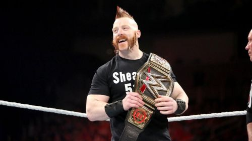 Sheamus' tenure as WWE World Champion came to a quick end mere weeks later