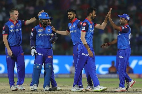 DC will fancy its chances against a low-on-confidence SRH