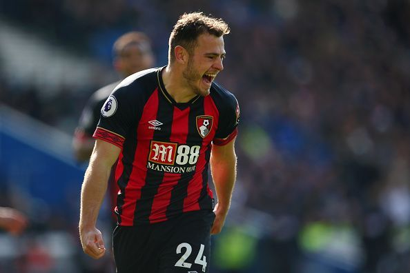 Ryan Fraser has made 14 assists this season