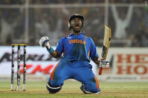 Despite lack of runs, fans called for the inclusion of Yuvraj Singh