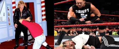 Tag team break-ups that worked and failed.