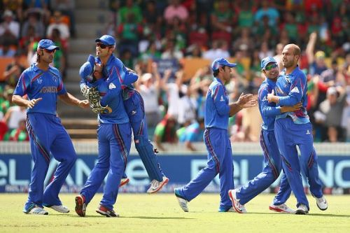 Bangladesh v Afghanistan - 2015 ICC Cricket World Cup