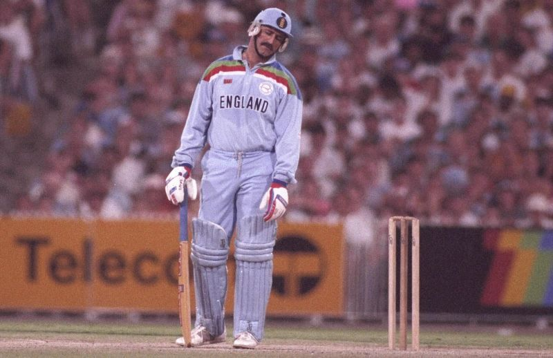 Graham Gooch was an exceptional captain for England