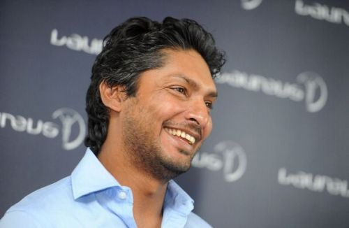Kumar Sangakkara is the first non-British president in the club's 232-year historyEnter caption