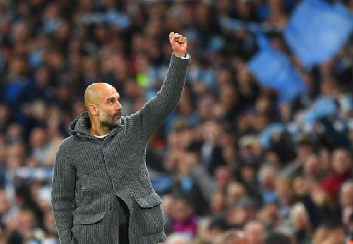 Manchester City moved a step closer to the title with their latest victory