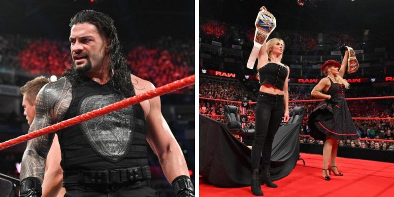 It was an explosive episode of Monday Night RAW