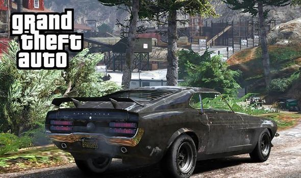 GTA 5: Ray Tracing Game mod showcase next-gen graphics