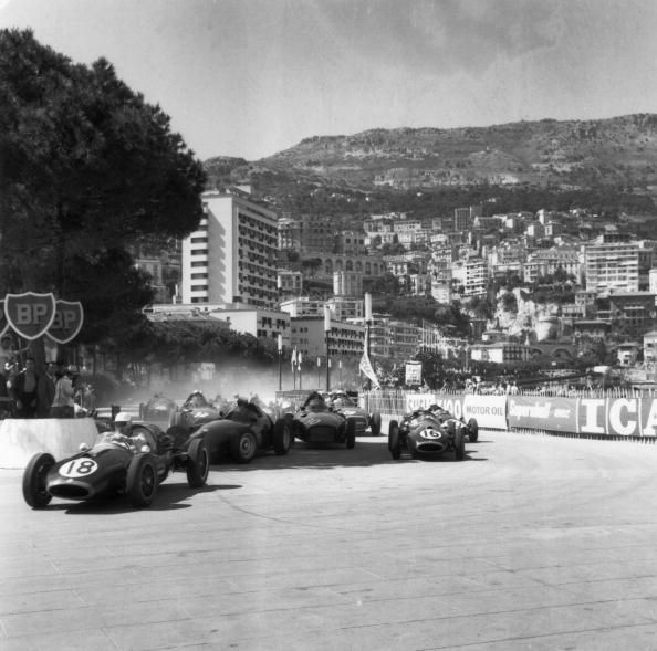 One of the first F1 races still stands out because of this strange accident.