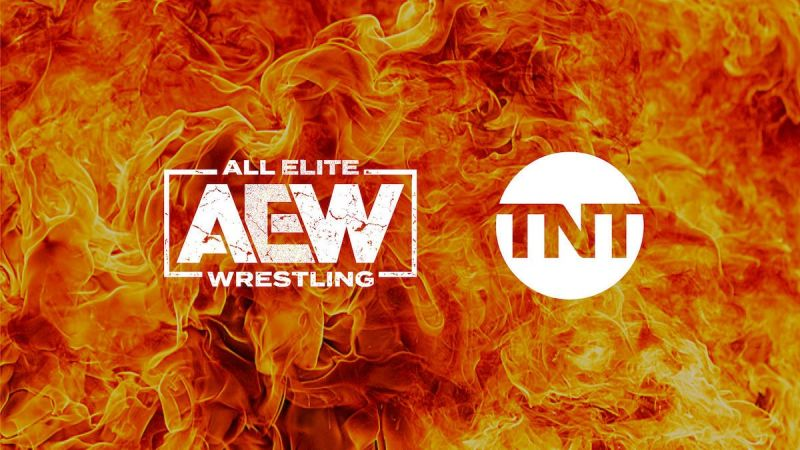 Image result for aew on tnt