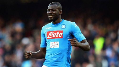 Kalidou Koulibaly could solve a lot of problems in the United backline