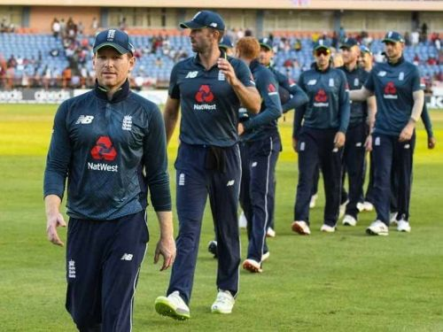 England are considered as favourites to win the World Cup