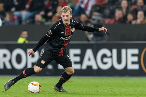 Julian Brandt's impressive performances have seen Borussia Dortmund securing the services of the youngster