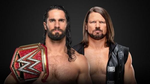 Rollins and Styles will compete for the Universal Championship at Money in the Bank PPV