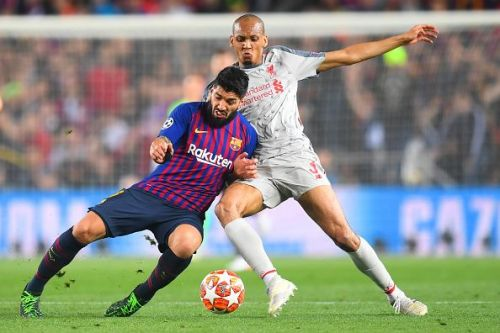 Barcelona v Liverpool - UEFA Champions League Semi Final: First Leg