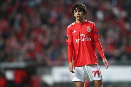 The 19-year old Portuguese wonder kid has been making big waves all over Europe after a stellar debut season for Benfica.