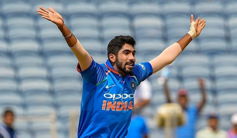 Bumrah is the numero uno ranked bowler in ODIs