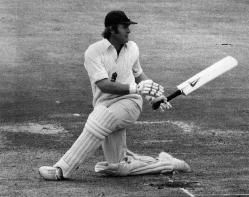 Dennis Amiss set the benchmark for cricketers of next generation to follow