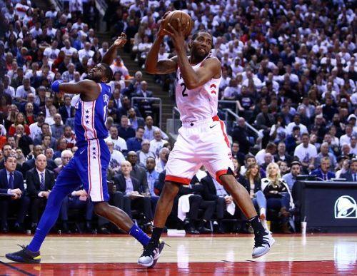 Philadelphia 76ers v Toronto Raptors - Game Five