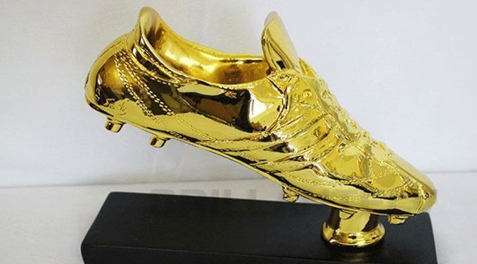 The race for the European Golden Shoe is on!