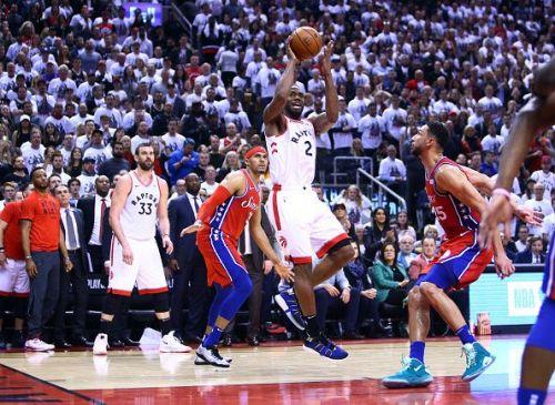 Philadelphia 76ers v Toronto Raptors - Game Seven