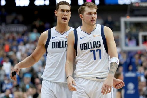 The Dallas Mavericks are looking to build a team around Luka Doncic