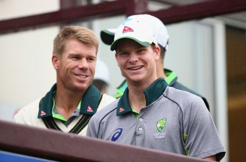 Steve Smith and David Warner will return to Australian colors in the World Cup