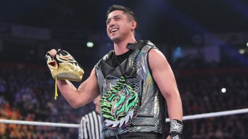 TJP stole Gran Metalik's mask - but he's worn a fair few.