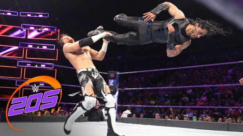 Image result for buddy murphy and mustafa ali