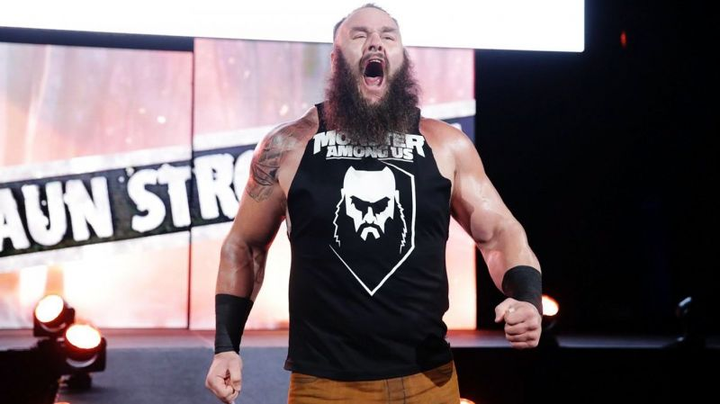 Braun Strowman could retire Brock Lesnar.
